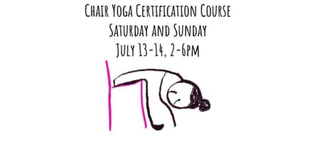 Chair Yoga Certification Course tickets