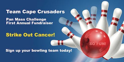 Cape Crusaders PMC Bowling Tournament   June 30th at The Lanes