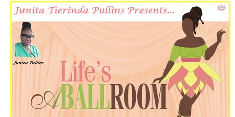 Life is A Ballroom The Stage Production Shadow-Boxed tickets