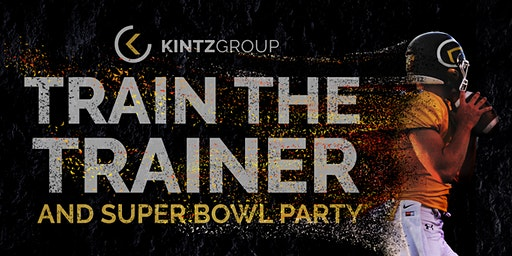 Train the Trainer Workshop & Super Bowl Party