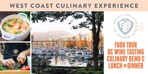 West Coast Culinary Experience: A Food & Wine Tour at...