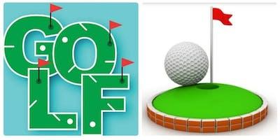 Crazy 4 Mini Golf (putt putt) @ Kreation's Play Kafé