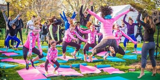 Magic & Movement Yoga | Volunteer with the MAH