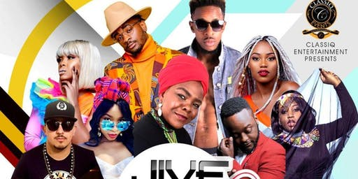 JIVE MUSIC FESTIVAL 2019 || LEICESTER SHOW TICKETS