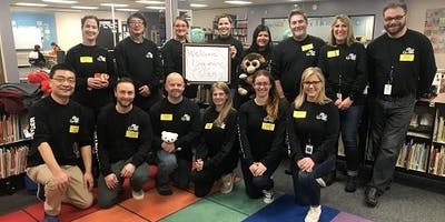 You are invited! In4All STEM Connect Volunteer Celebration