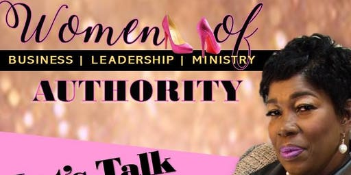 Women of Authority Business Leadership & Mnistry