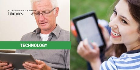 Seniors Week: Discover eBooks & eAudiobooks - Bribie Island Library tickets