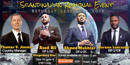 Scandinavian Regional Event