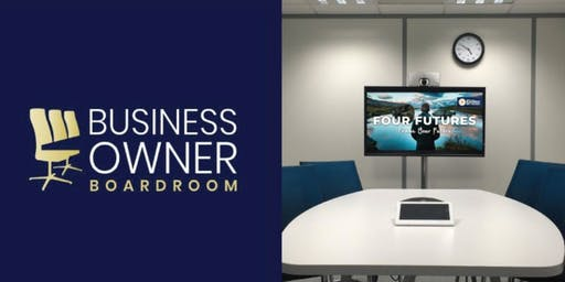 The Four Futures of Business (Redland City)