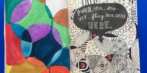 Art Journal Class-Youth