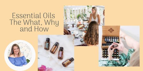 Essential Oils - more than you would think tickets