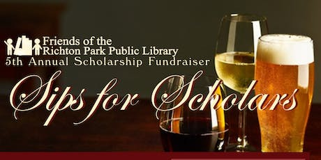 5th Annual Sips for Scholars tickets