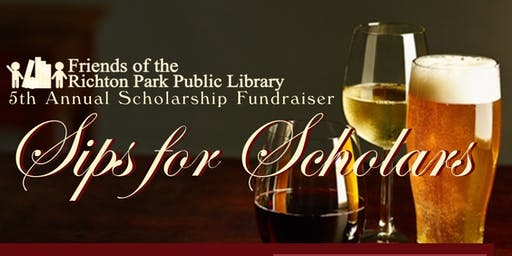 5th Annual Sips for Scholars