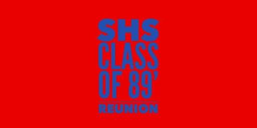 SHS Class of 89 REUNION