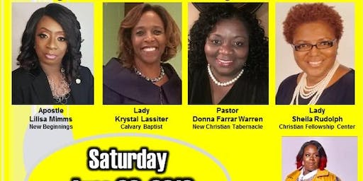 Grace & Restoration Fellowship Church presents Royalty by Design Women's Conference