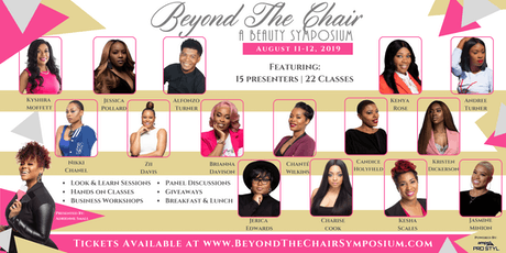 Beyond The Chair: A Beauty Symposium tickets