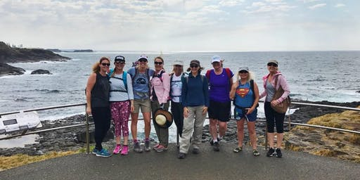 Women's Kiama Coast Walk // Saturday 6th July