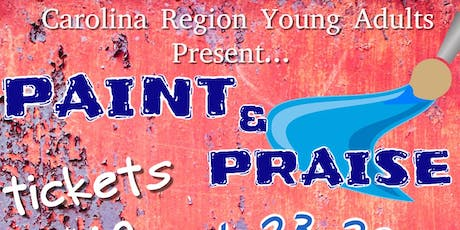 Paint & Praise 2019 Annual Conference Edition tickets
