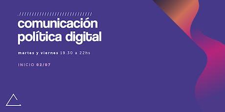Comunicación Política Digital entradas