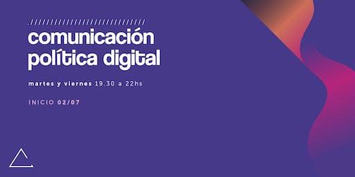 Comunicación Política Digital