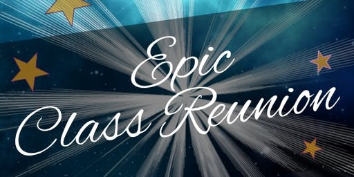 LVHS Epic Reunion Banquet Single Ticket--May/June Special
