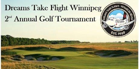 Dreams Take Flight Winnipeg 2nd Annual Golf Tournament tickets