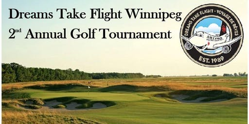 Dreams Take Flight Winnipeg 2nd Annual Golf Tournament