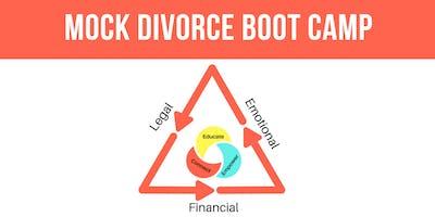 Mock Divorce Boot Camp - For Vesta's Professionals