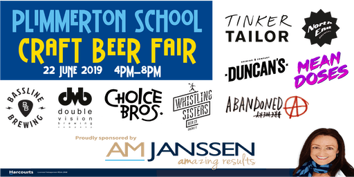 Plimmerton School PTA Craft Beer Fair