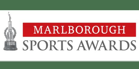 Marlborough Sports Awards 2019 tickets