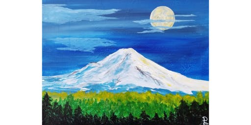 7/26 - Moon Over Mountain @ Ambassador Winery, Woodinville