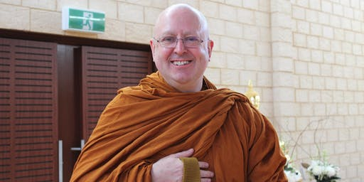 Meditation Retreat with Ajahn Brahm in Toronto