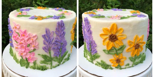 Cake Decorating Class: Sculpture Painting with Buttercream at Fran's Cake and Candy Supplies