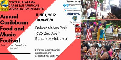 Annual Caribbean Food and Music Festival 2019