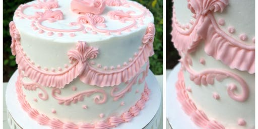 Perfecting Piping Class at Fran's Cake and Candy Supplies