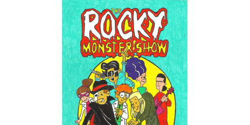 The Rocky Monster Show - St Lawrence's Performing Arts Extension Group
