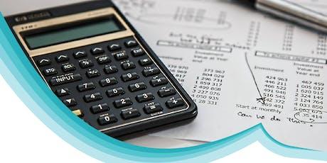 Creando mi Plan de Negocios. Calcula tus Costos y tus Precios.   Sesión III  de IV tickets