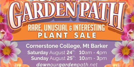 Down Our Garden Path tickets
