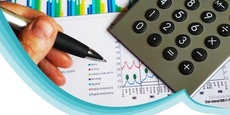 Creando mi Plan de Negocios. Proyecciones Financieras.   Sesión  IV  de IV tickets