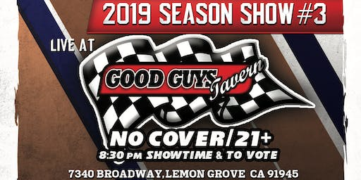 SD Comedy League 2019: s3: Good Guys Tavern : 6/22