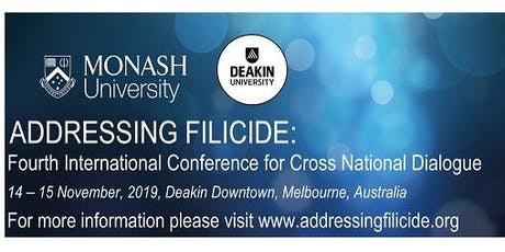 Fourth International Addressing Filicide Conference tickets
