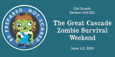 Service Unit 611: Great Zombie Emergency Preparedness Weekend