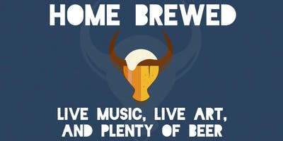 Home Brewed: Live Music, Live Art, and Plenty of Beer