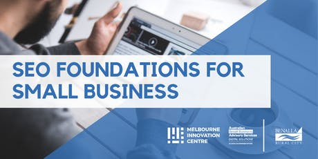 SEO Foundations for Small Business - Benalla tickets