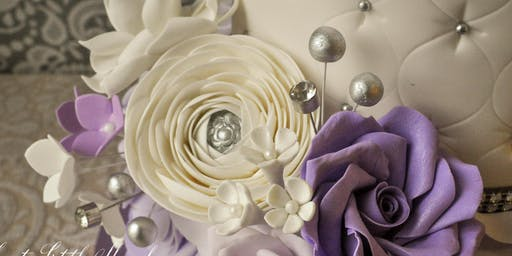 Learn To Make Modern Sugar Ranunculus at Fran's Cake and Candy Supplies