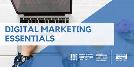 Digital Marketing Essentials - Benalla tickets