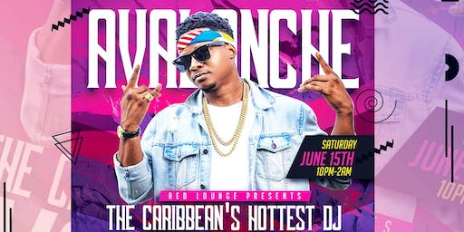 """DJ Avalanche """"The Caribbean's Hottest DJ"""" Live in Seattle!"""