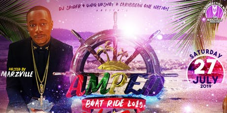 AMPED BARBADOS 2019 tickets