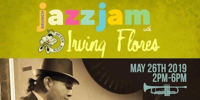 Brunch Jazz Jam with Irving Flores