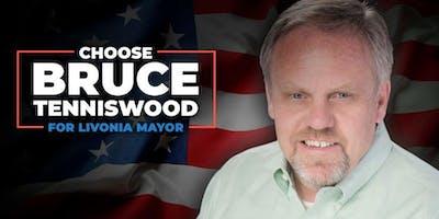 Bruce 4 Mayor Kickoff - Fundraiser Event
